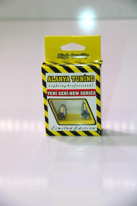 Alanya Tuning AT2020 Led T10 Park Ampülü